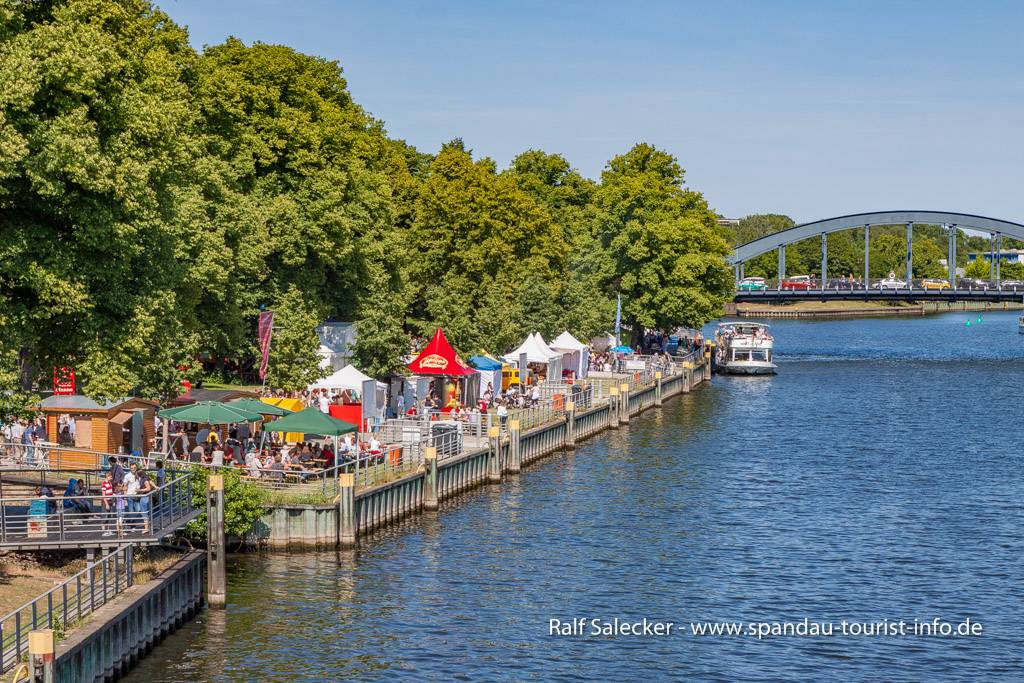 Havelfest am Spandauer Lindenufer