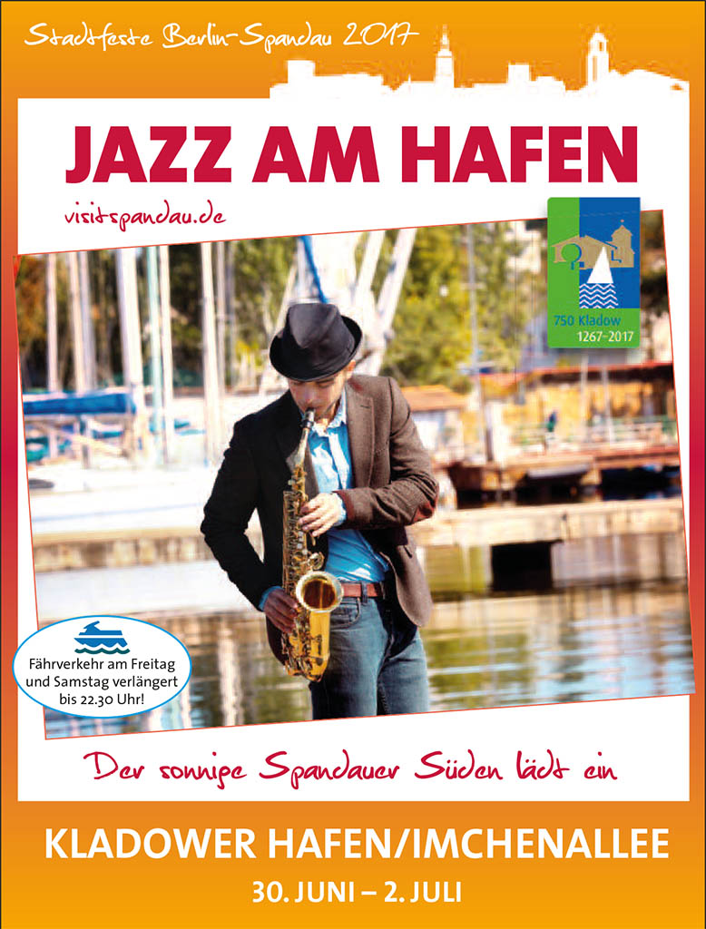 Jazz-Fest 2017 in Kladow