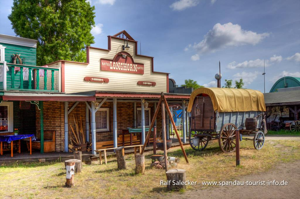 Old Texas Town (Foto: Ralf Salecker)